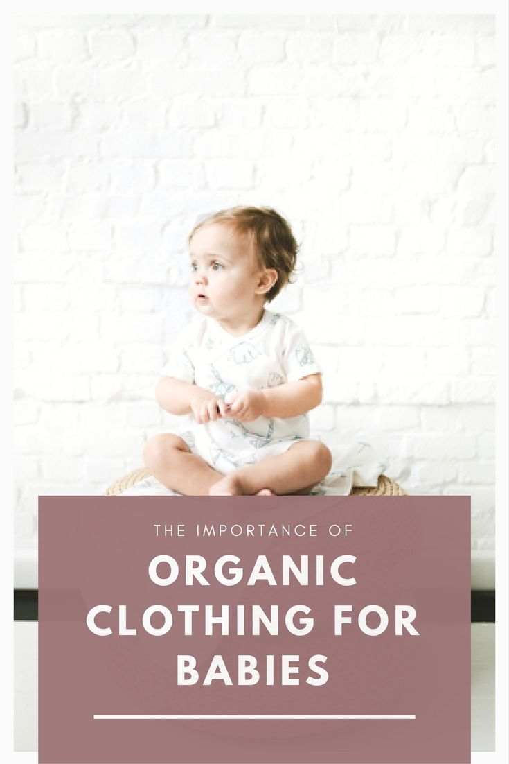 Organic cotton is a natural fiber that is much softer than conventional cotton and does not need to be treated with harsh chemicals and pesticides. So what does this mean for your baby? It means that because organic cotton is much better for your baby's skin it is also perfect for babies with sensitive skin or allergies. Cute organic clothes for babies. We talk about an awesome organic cotton clothing line that has so many awesome designs!