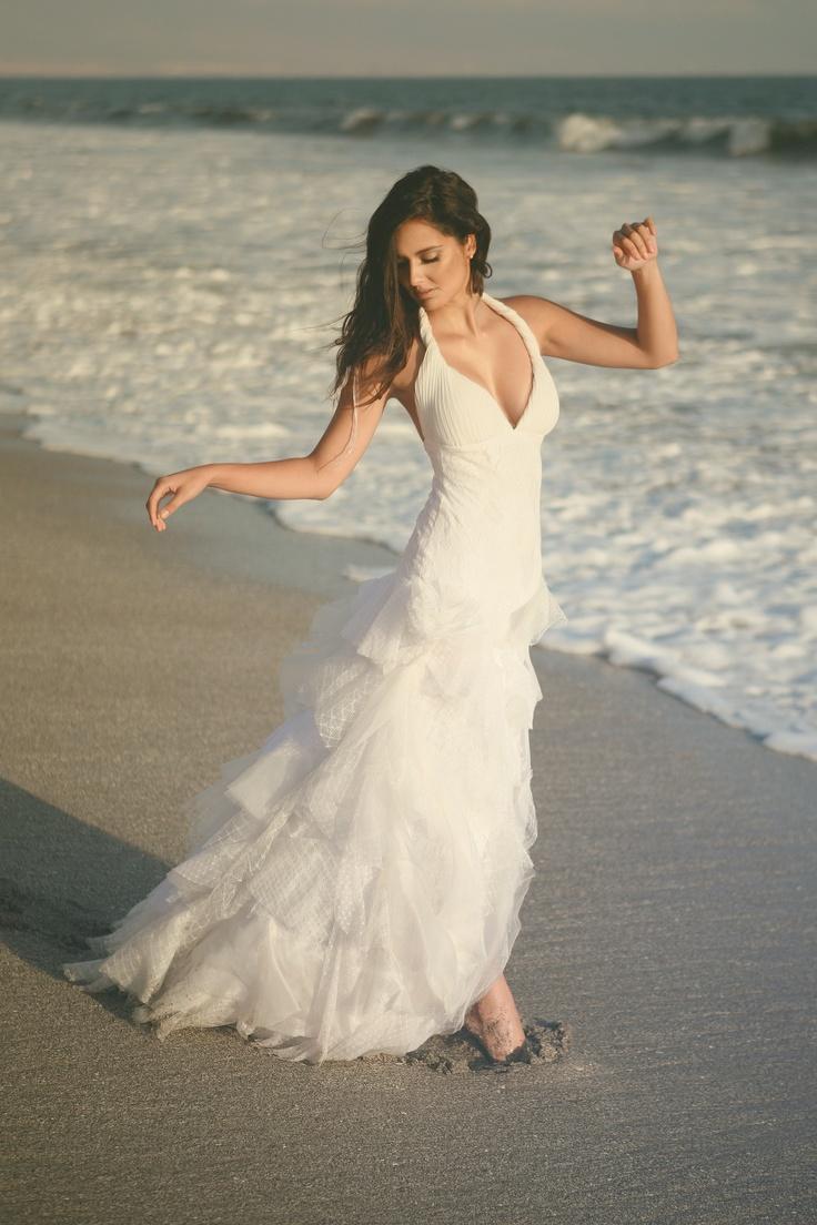 ¿Cuántas han soñado con casarse cerca del mar?