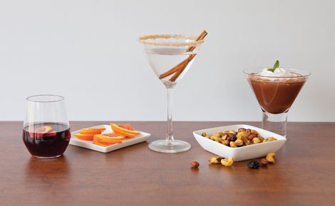 How to host a cocktail party. Great tips in here!