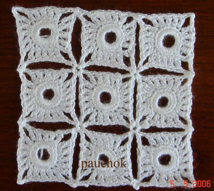 nice and simple for a crocheted jacket