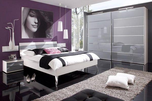 Chambre à coucher contemporaine Mailleux