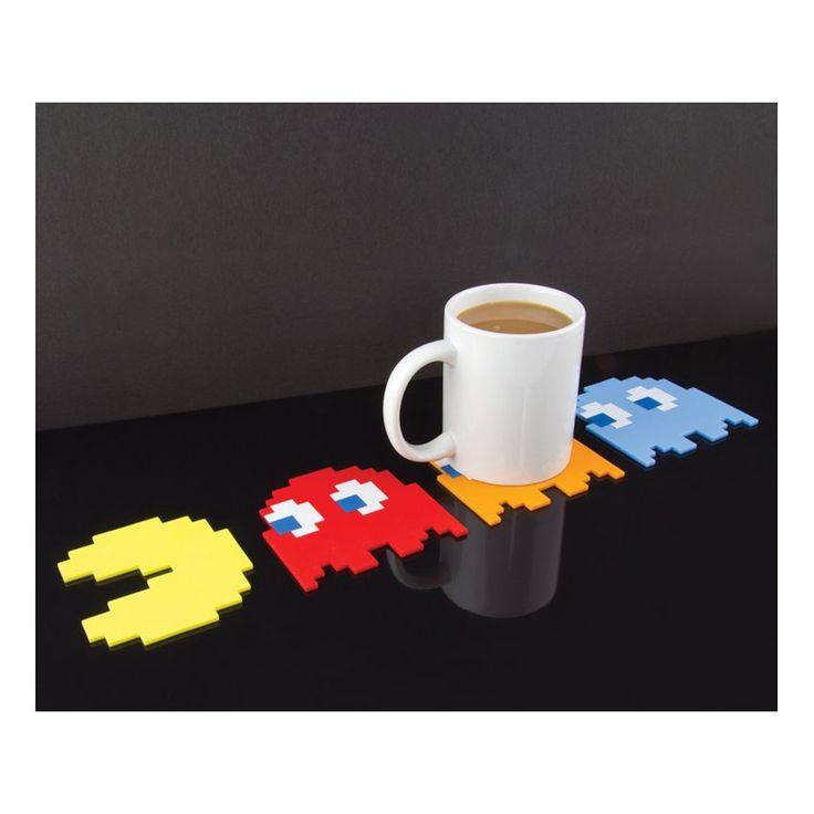 Compra Portavasos Paladone Pacman Coasters Geek Ghost 4 Piezas-Multicolor online ✓ Encuentra los mejores productos Accesorios y Protección Infantil Paladone en Linio México ✓