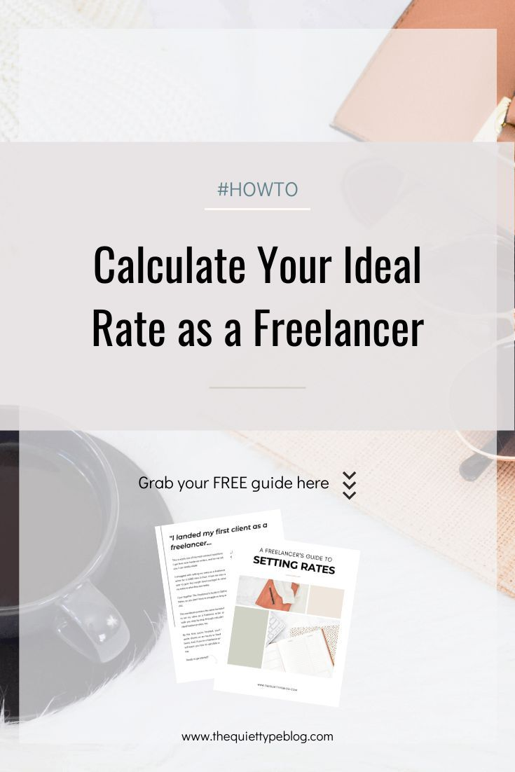 Struggling To Set Your Rates As A Freelancer We Ve All Been There