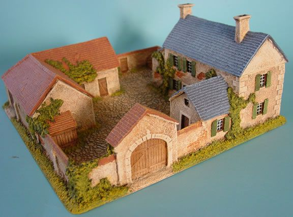 buildings for 28mm miniatures - Buscar con Google