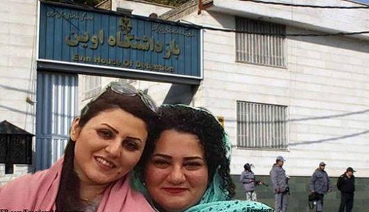 Atena Daemi & Golrokh Iraee's Open Letter from Evin Prison