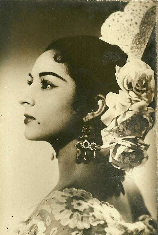 Lola Flores (born: January 21, 1923, Jerez de la Frontera, Spain - May 16, 1995, Madrid, Spain) was a Spanish singer, dancer, and actress.