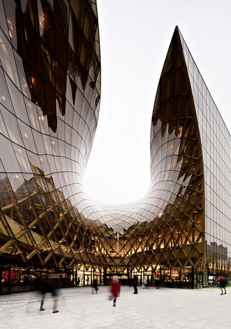 RosamariaGFrangini | ArchitectureBuildings | Emporia shopping centre in Malmo