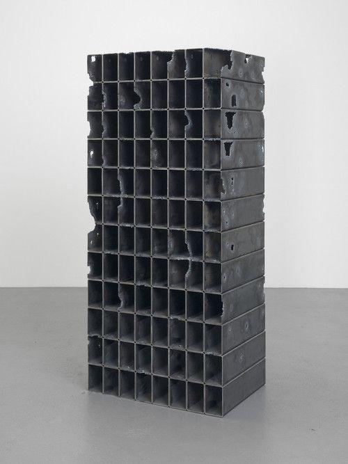 Mona Hatoum . bourj III, 2011