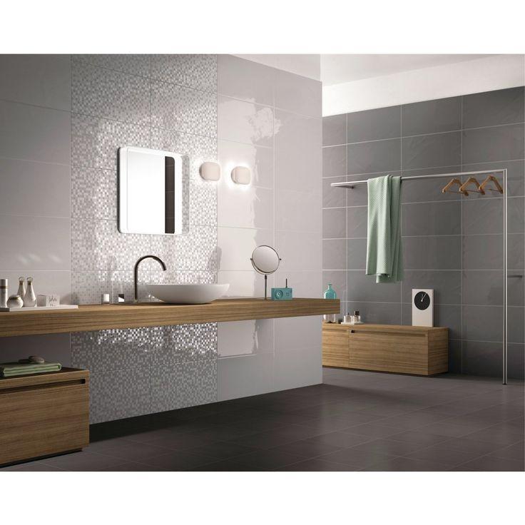 Les 25 meilleures id es concernant carrelage blanc for Point p faience salle de bain