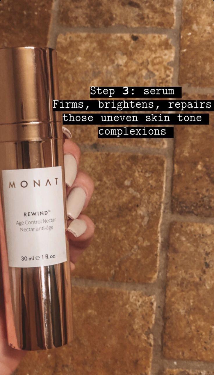 Monat Skincare Monat, Monat hair, My monat