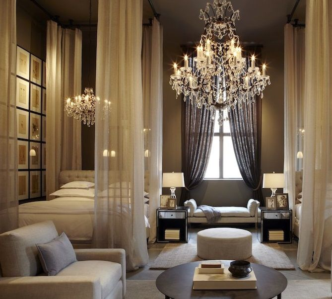 10 tips on how to create a sophisticated bedroom - Luxury Bedroom Designs Pictures