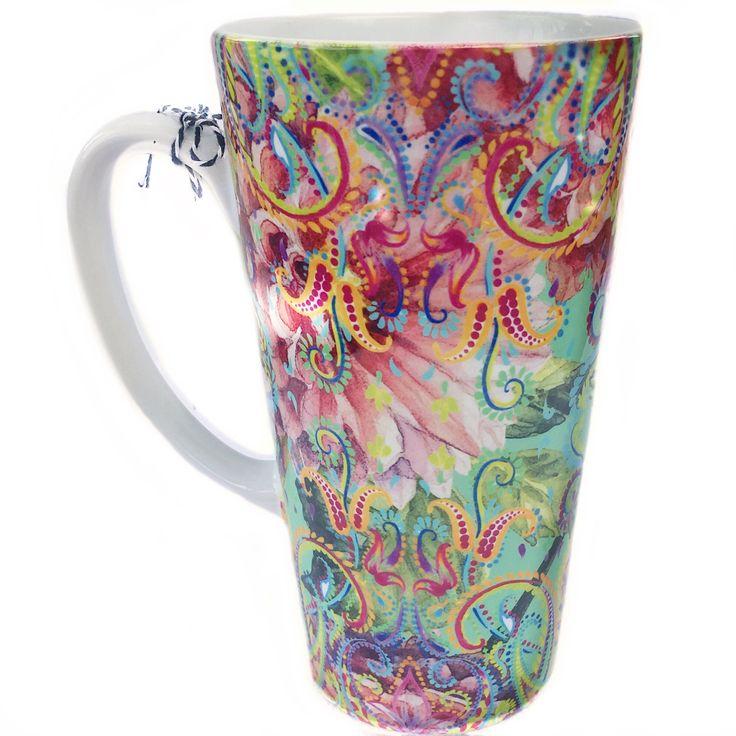 Latte Mug- Celia