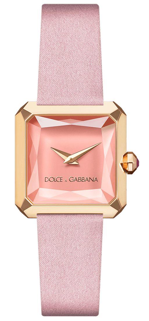 Pink women's watch with rubies - Dolce & Gabbana   Dolce & Gabbana Watches for Men and Women