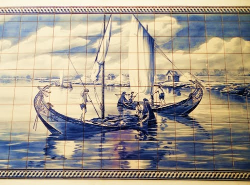 #Azulejos - portuguese tiles