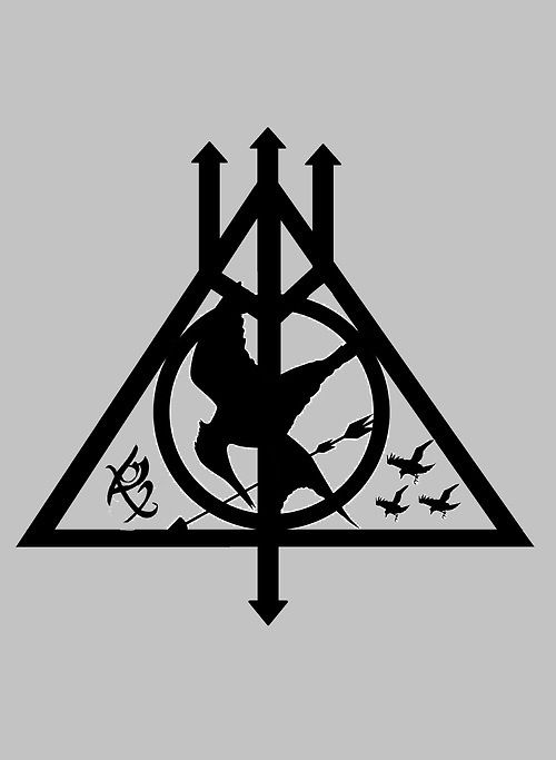 Awesome!! FANDOMS UNITE! Harry Potter, Percy Jackson, Hunger Games, Mortal Instruments, and Divergent.