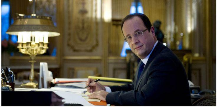 """Les rumeurs sur sa démission, sur une éventuelle dissolution ? François Hollande les balaie d'un revers de la main.Entretien à lire jeudi dans """"le Nouvel Observateur"""". Extraits."""
