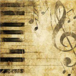 Serwetka papierowa - Piano - 00131
