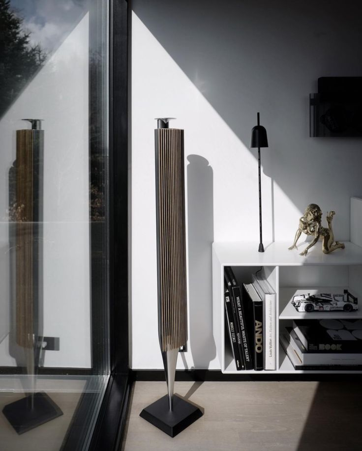@brunojakobsendesign sharing this great photo of the BeoLab 18 from Bang & Olufsen!