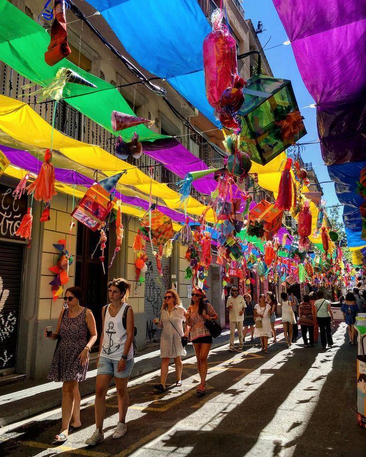 Festa Major De Gràcia - Barcelona.