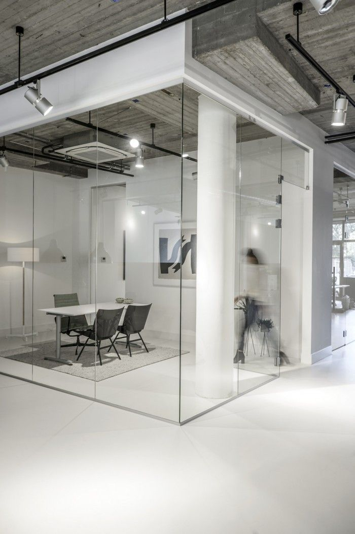 1000 Ideas About Glass Office On Pinterest Modern