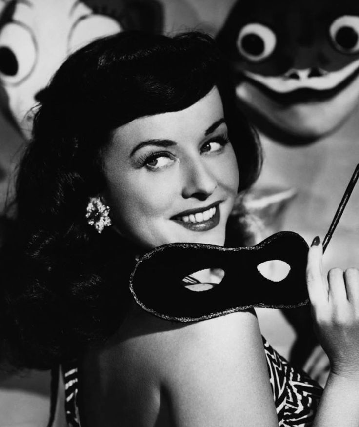 Paulette Goddard. Just saw her this weekend in The Great Dictator.