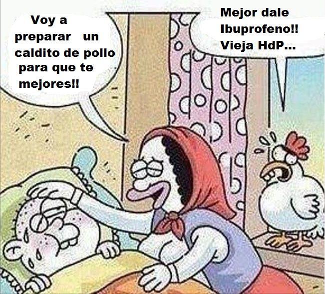 Humor Cordobes Vegetariano.  Vegetarian Cordobesean Humor.