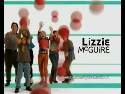 Lizzie McGuire Opening Latino