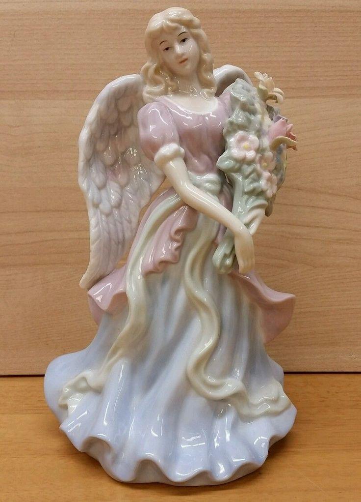 28 Best Porcelain Angels Images On Pinterest Angel