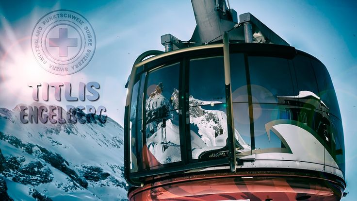 Ausflugsziel: #Titlis #Engelberg. Pures Schneevergnügen auf über 3'000 m ü. M. Geniesse die Perle von Obwalden und Bern. | Excursion destination: Titlis Engelberg. Pure snowmaking on over 3'000 m above sea level. M. Enjoy the pearl of Obwalden and Bern. - #CliffWalk