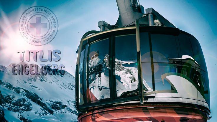 Ausflugsziel: #Titlis #Engelberg. Pures Schneevergnügen auf über 3'000 m ü. M. Geniesse die Perle von Obwalden und Bern. | Excursion destination: Titlis Engelberg. Pure snowmaking on over 3'000 m above sea level. M. Enjoy the pearl of Obwalden and Bern. - #CliffWalk