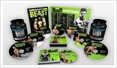 Body Beast DVD Pkg w/ Huge Stack    Get the physique of a pro bodybuilder in just 90 days with Body Beast, the revolutionary all-in-one bodybuilding, nutrition, and supplement system. Created by renowned trainer Sagi Kalev, Body Beast uses Dynamic Set Training™, a sports science breakthrough that will exhaust your muscles, recruit more muscle fibers, and even increase testosterone levels far beyond what's ever been possible in a home training system.    Two high-performance supplements…