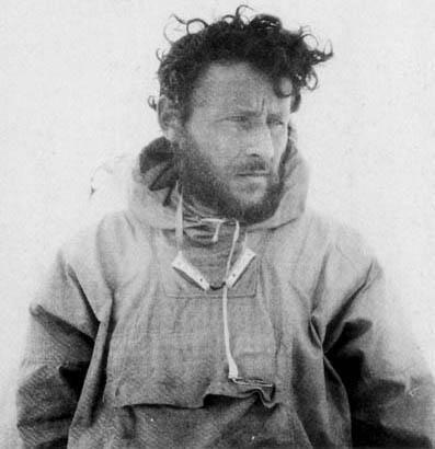 Paul Emile Victor ,explorateur polaire français (1907-1995)