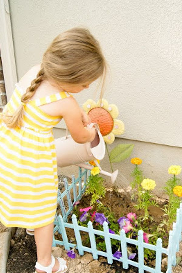Teaching kids about gardening and growing their own food can be a wonderful experience. Here are 8 kid friendly gardening ideas your c...