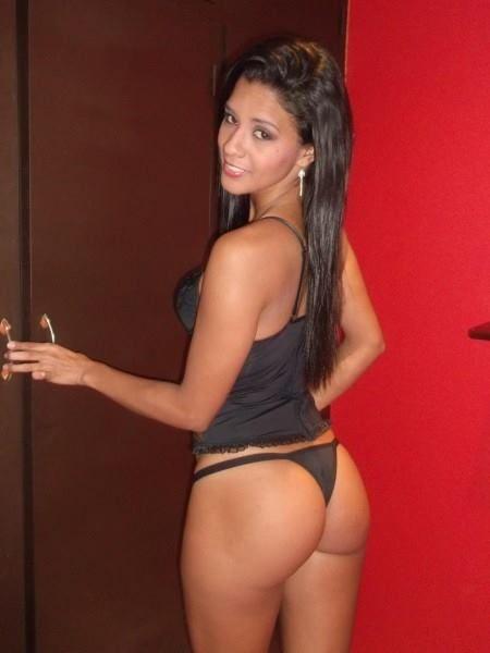 Una de las bellas mujeres del Peru