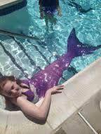 Little Mermaid Erg Mooie 9141