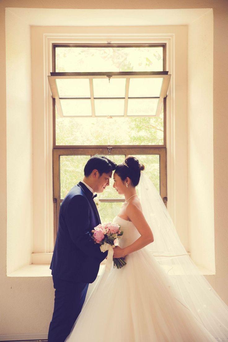 挙式のお写真頂きました!!結婚式の新郎タキシード/新郎衣装はメンズブライダルへ