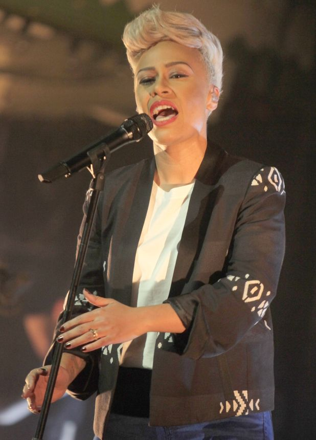 emeli sande | Emeli Sande performs at Paradiso in Amsterdam. The singer has been ...