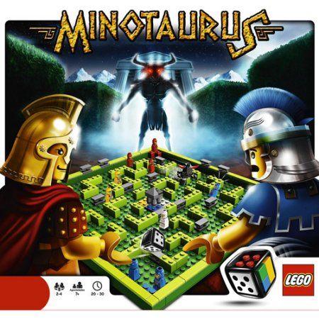 Lego Games, Minotaurus, Multicolor