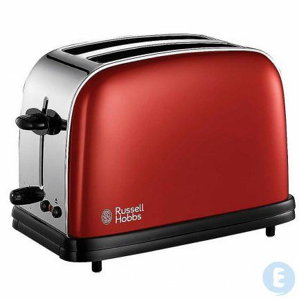 Toster Russell Hobbs Flame Red