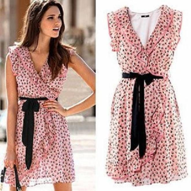 17 best ideas about Pink Smart Casual Dresses on Pinterest | Pink ...