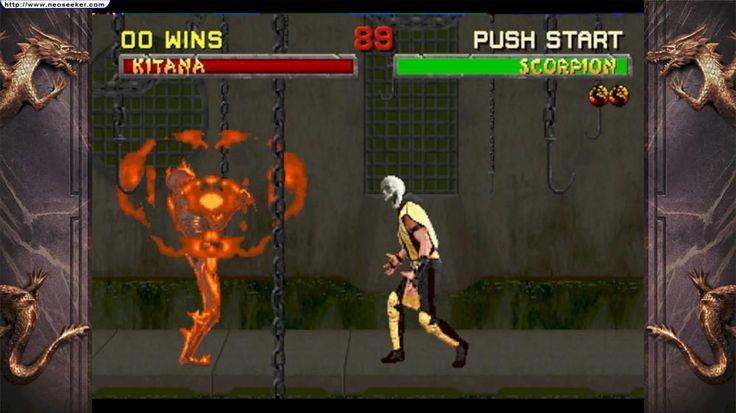 mortal kombat arcade kollection   Mortal Kombat Arcade Kollection (Xbox 360) Review