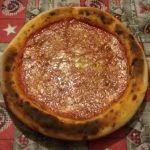 La pizza americana