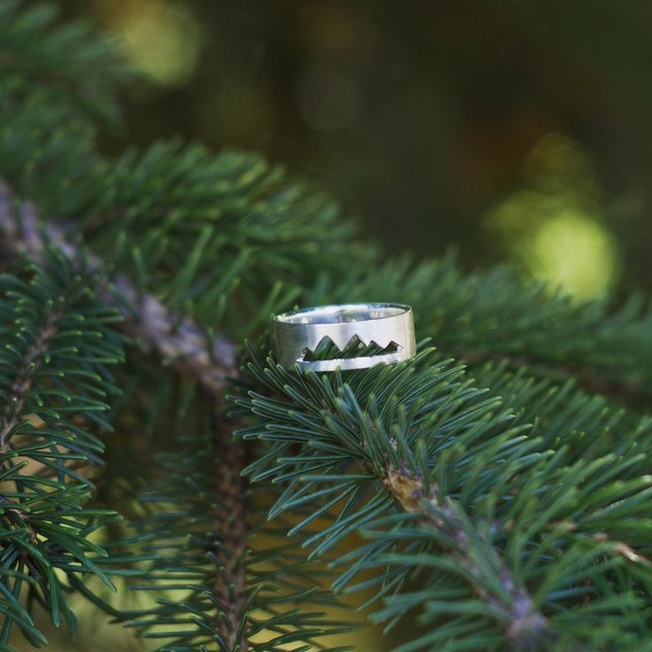 Do you have an adventure loving significant other in your life? Treat them to the most perfect ring for any occasion! Click the link to shop now. ⛰☺️