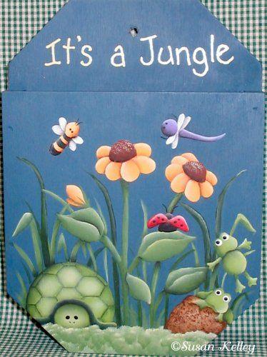 It's a Jungle ePacket