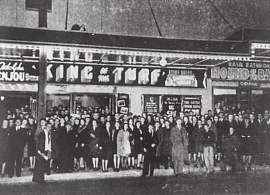Hurlstone Park Hoyts Theatre Official Opening 1927 This Was Located At 686