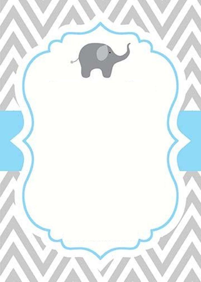 1000+ ideas sobre Invitaciones De Baby Shower en Pinterest | Invitaciones de pañales ...