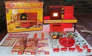 I wanted this so badly and never got it. I blame my poor cooking skills on never receiving this as a child.