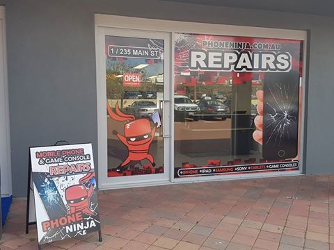 Phone Ninja is pleased to announce the opening of our second store at unit 1, 235 Main St, Osborne Park. We hope to better service our North of the river Perth customers with a store conveniently located a minute off the Freeway and near the intersection of Hutton St and Main St!  #opening #newstore #repair #mobilephone #cellphone #smartphone #fix #console