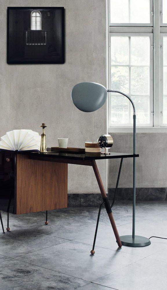 Grossman Cobra floor lamp, Gubi