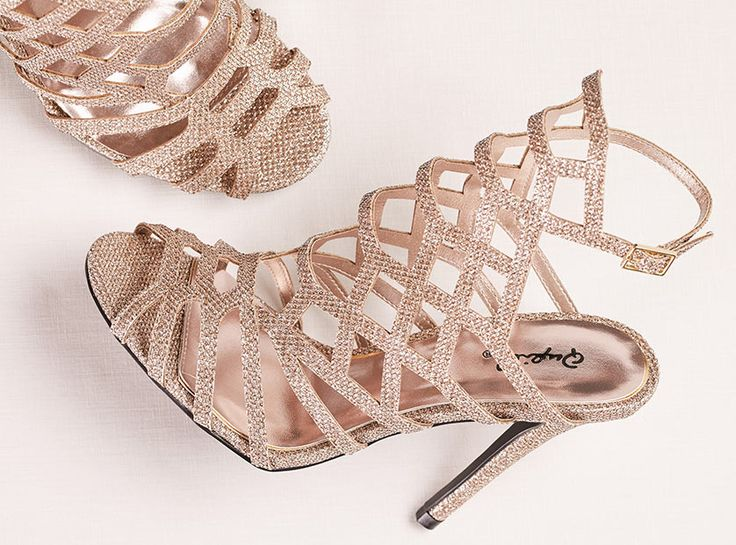 Trending: Metallic Shoes